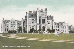 WHITBY , Ontario , Canada , 1900-10s ; Ontario's Lady College