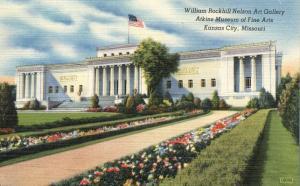 Art Gallery and Museum of Fine Arts - Kansas City MO, Missouri - Linen