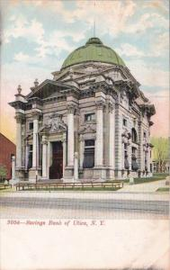 Savings Bank Of Utica New York