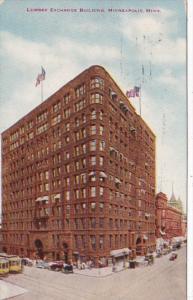 Minnesota Minneapolis Lumber Exchange Building 1913