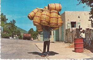 Haiti - Basket Seller