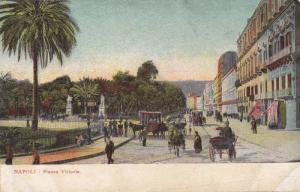 Piazza Vittoria, Napoli (Campania), Italy, 1900-1910s