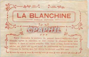 The packaging Blanchine trademark