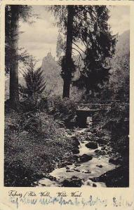 Wilde Wand, Tabarz/ Thur. Wald (Thuringia), Germany, PU-1933