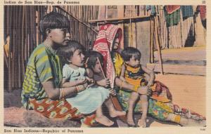 San Blas Indians , Panama , 1930s