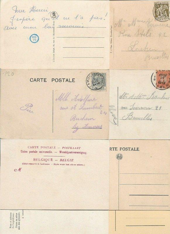 Belgium - Namur Postcards Lot of 13 - 01.02