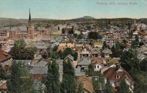 Canada Victoria Looking North 1909