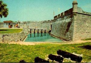Florida St Augustine Castillo San Marcos National Monument