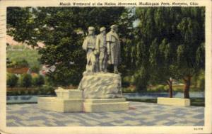 Muskingum Park Marietta OH 1941