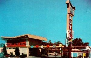 Imperial '400' Motel Provo Utah 1973