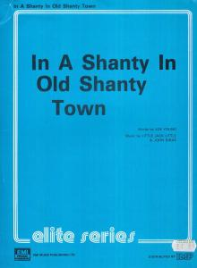 In A Shanty An Old Shanty Town 1930s Sheet Music