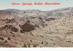 Warm Springs Indian Reservation , Oregon , 50-60s