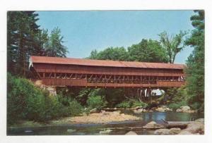 Swift River,1st Bridge Built By John Douglas,Conway,NH