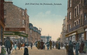 PORTOBELLO , Scotland , 1900-10s ; Bath Street