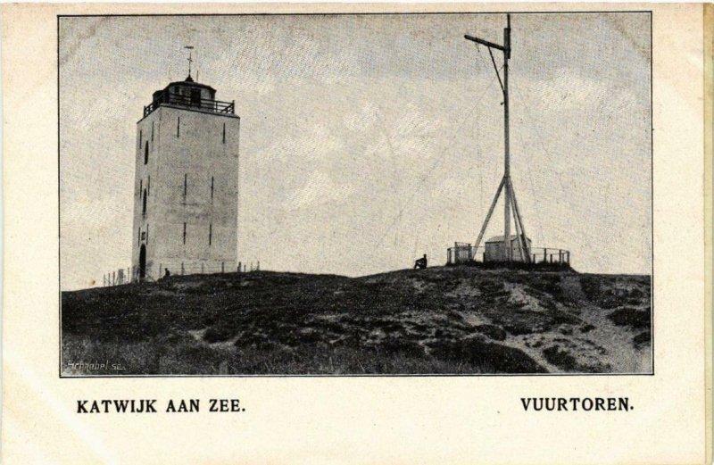 KATWIJK AAN ZEE Vuurtoren NETHERLANDS (603464)