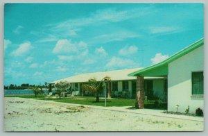 Riviero Florida~Febel's Lake Drive Apartments~White Sand~Hotel~Palm Beach~1950s