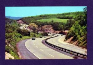 PA Turnpike Interstate Hwy FORT LITTLETON PENNSYLVANIA