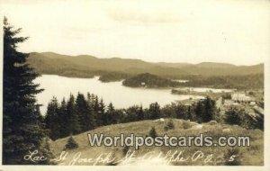 Lac St Joseph St Adelphe, PQ Canada Unused