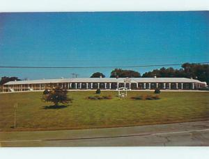 Unused Pre-1980 RAMBLER MOTEL & RESTAURANT Cameron Missouri MO s5197-13