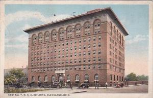 Ohio Cleveland Central Y M C A Building 1918