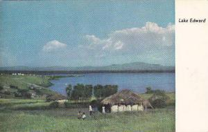 Scene At Lake Edward, Uganda, Africa, 1920-30s
