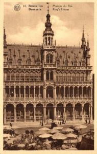 Belgium Brussels Maison du Roi