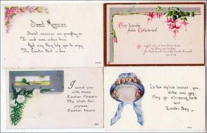 4 - Easter Cards