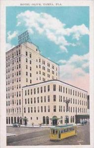 Florida Tampa Hotel Olive