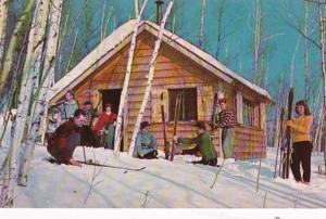 Michigan Skiing Fun In Michigan