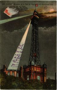 CPA LYON - Asceneur de la Tour de FOURVIERE et le Restaurant Gay (369934)