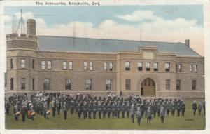 BROCKVILLE , Ontario , Canada , 1923 ; The Armouries