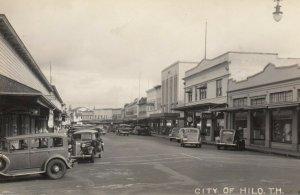 RP: HILO , Hawaii , 1910s ; Main Street