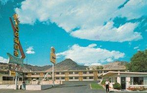 WENDOVER , Utah, 1971 - Wend-over Motel
