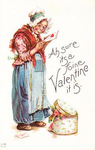 Valentine - Ethnic Humor - Irish
