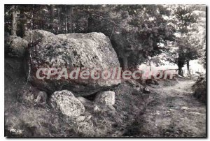 Postcard Old Duerne La Roche De Samson