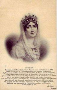 JOSEPHINE MARIE-JOSEPHINE-ROSE TASCHERDE LA PAGERIE