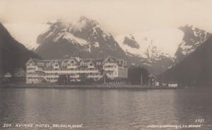 BALHOLM, Sogn, Norway, 00-10s; Kvikne Hotel
