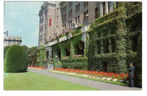 Empress Hotel, Victoria, British Columbia,