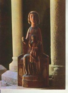 Postal 011616: Virgen Sta Maria de Lluça, Barcelona