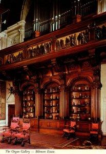 North Carolina Asheville Biltmore Estate The Organ Gallery