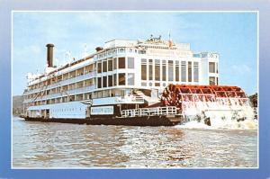Mississippi Queen - Paddle Boat, Ohio
