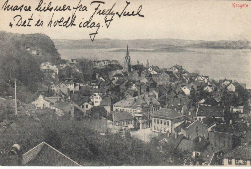 Kragero , Norway , 1906