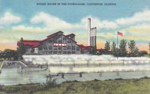 Florida Clewiston Sugar House In the Everglades