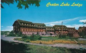 Oregon Crater Lake National Park The Lodge