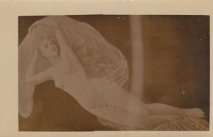 RP: Art , Nude Woman , 1900-10s
