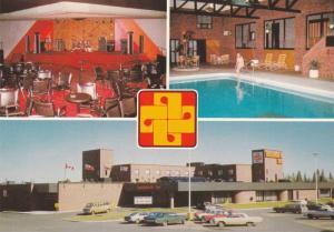 3-views,  Landmark Inn,  Dawson Road and The Expressway, Thunder Bay, Ontario...