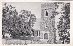 M.E. Church , VINEYARD HAVEN , Massachusetts , 00-10s