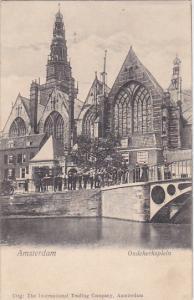 AMSTERDAM , Netherlands , 00-10s ; Oudekerksplein