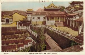 Malaysia - Ayer Itam Temple Penang REAL PHOTO - 01.72