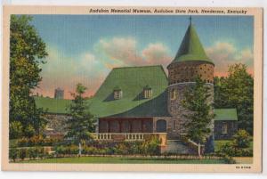Auduban Memorial Museum, Henderson KY